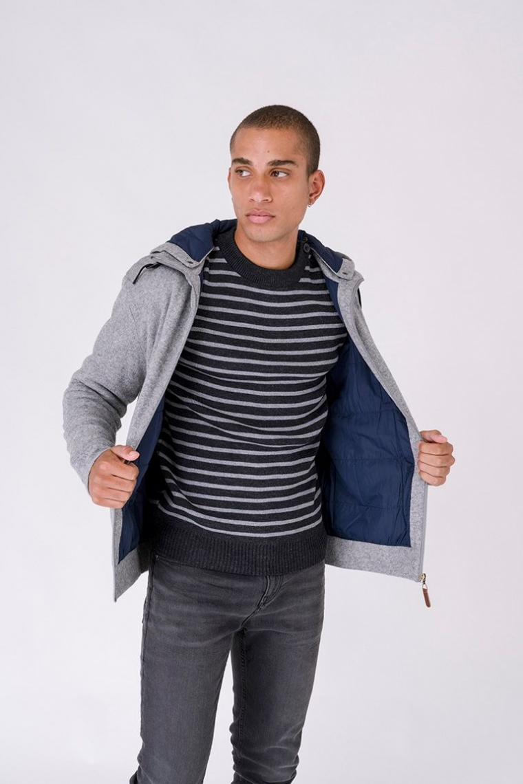A2011 Knitted jacket