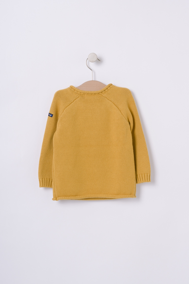 Anchor sweater