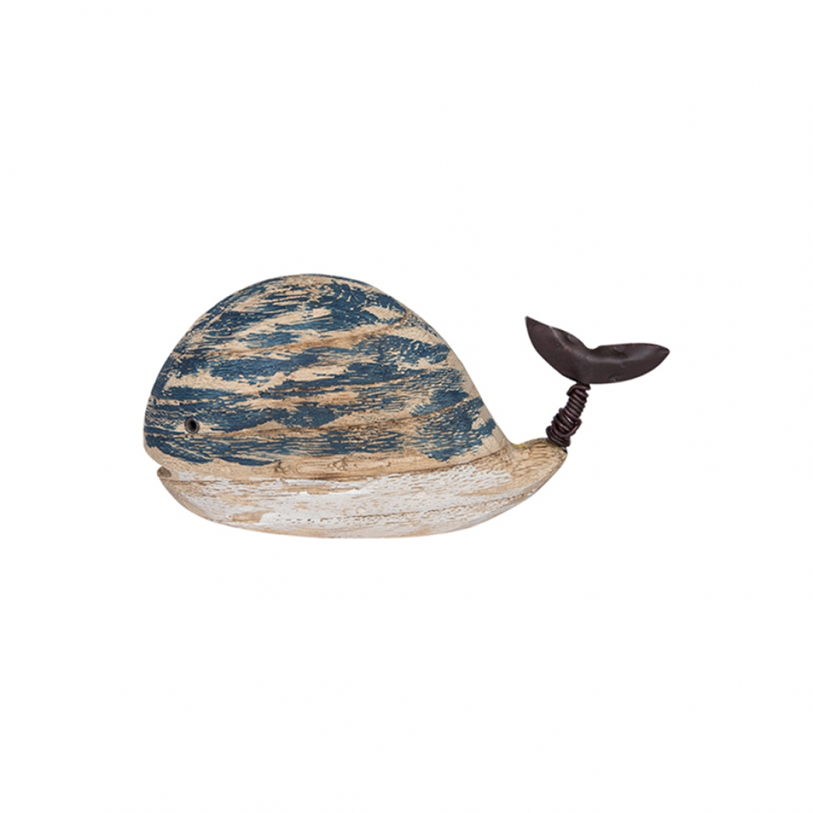 Wooden whale