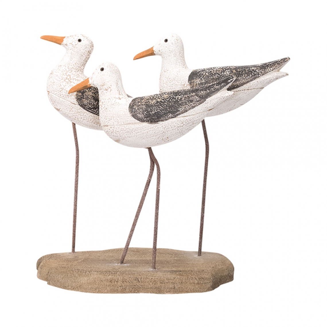Birds with base