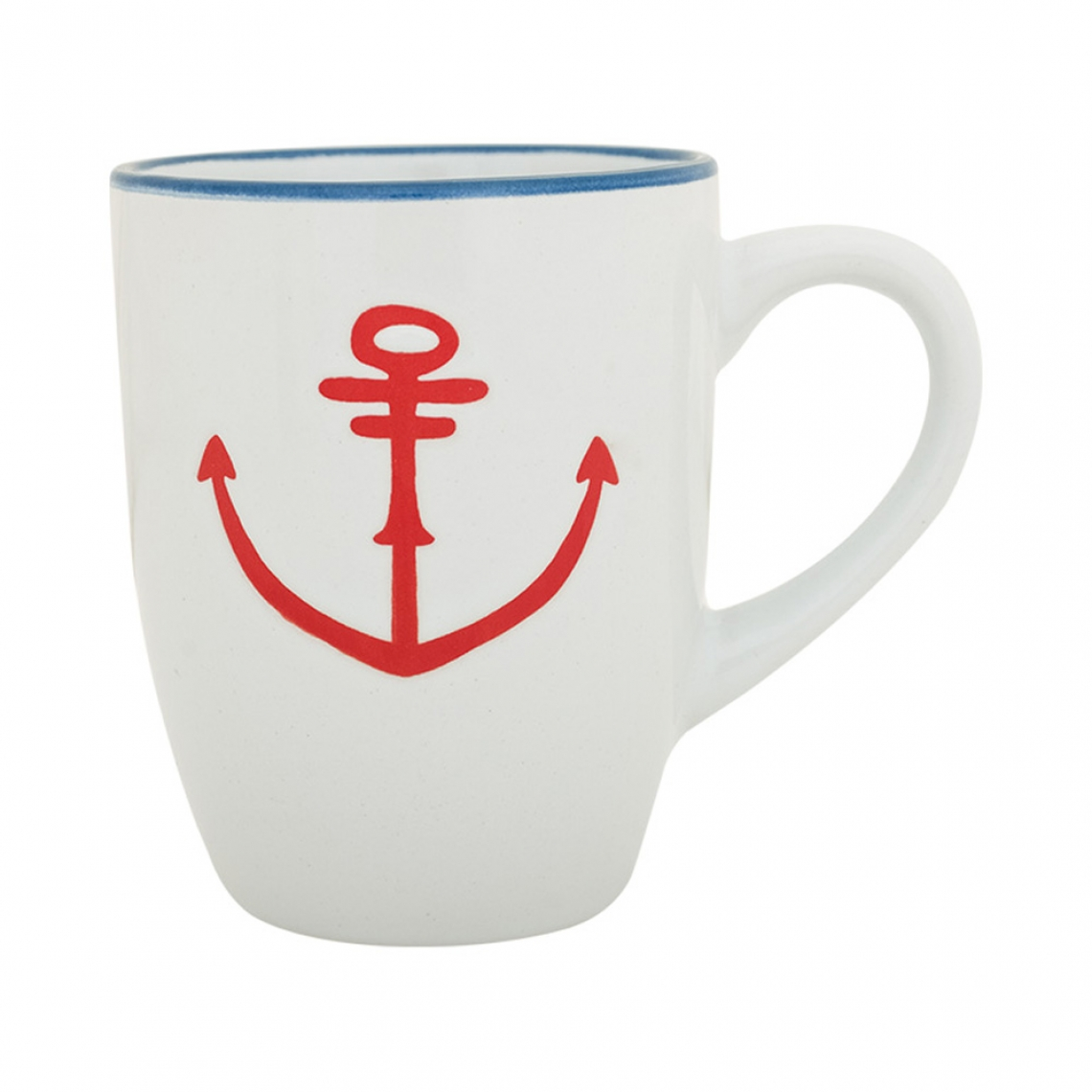 Coffee cup with anchor (Set 2)