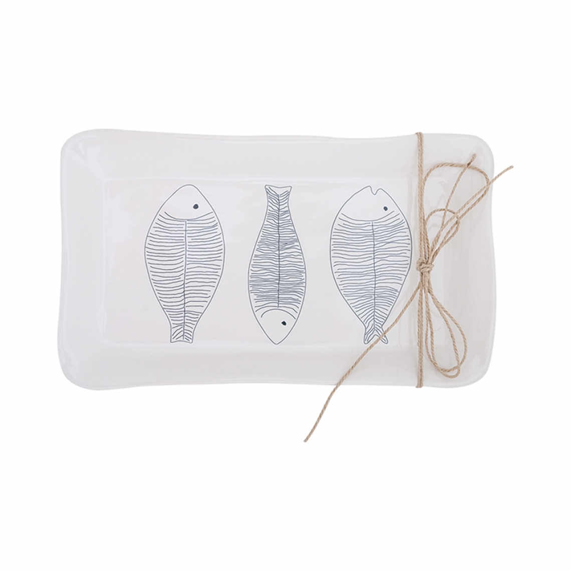 Fishes tray